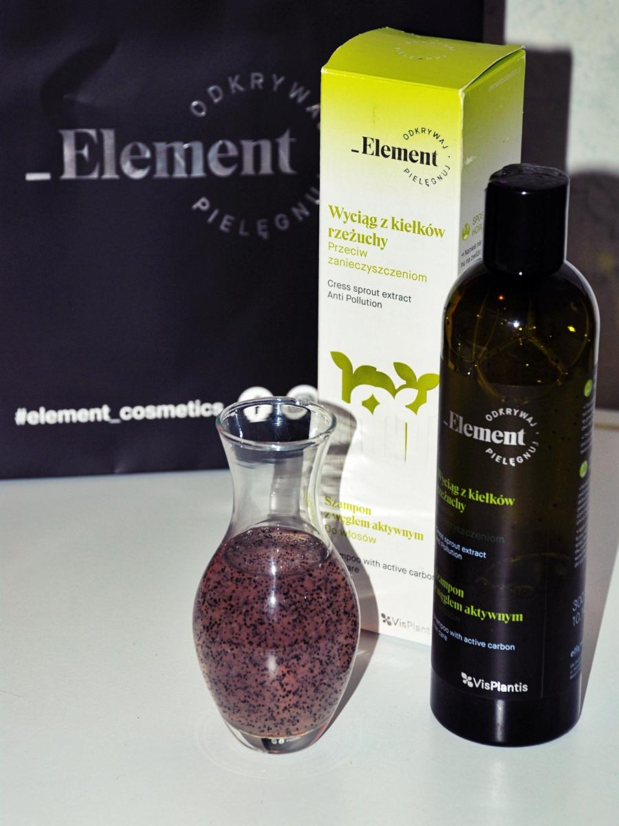 Element Cosmetics – wyciąg z kiełków rzeżuchy