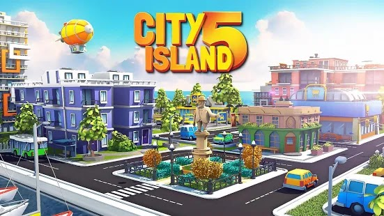 City Island 5 Apk+Data Free on Android Game Download