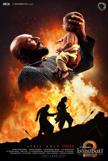 Baahubali 2 The Conclusion 2017 CAMRip Hindi 700MB