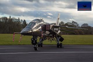 SEPECAT Jaguar bomber ground attack