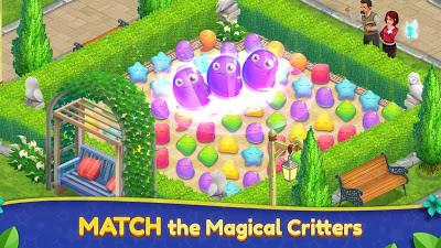 تحميل لعبة الالغاز الممتعة Royal Garden Tales نسخة مهكرة