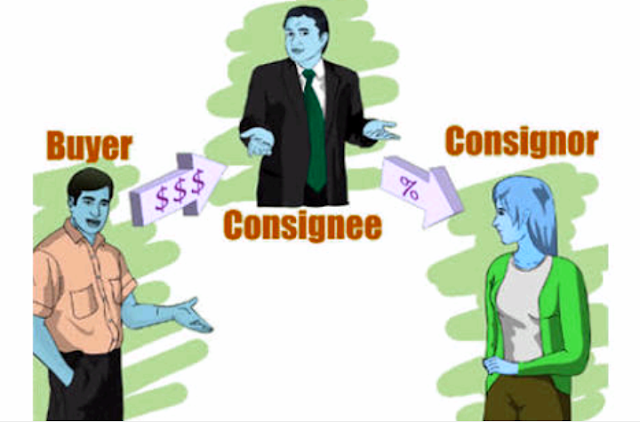 Consigner And Consignee