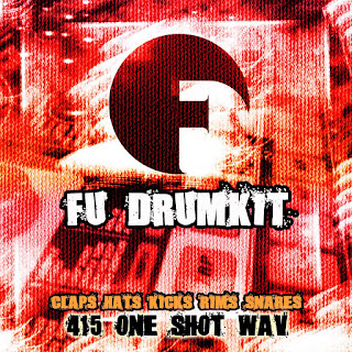FREE DOWNLOAD - FU DRUMKIT