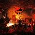 Residência pega fogo no Presidente Vargas em Laranjeiras