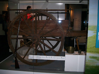 Red River Cart (HBC) in the Smithsonian Museum of American History.
