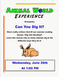 animal world experience