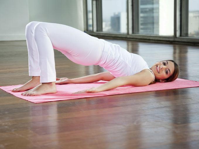 Exercise for better pelvic floor muscles