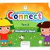 كتاب connect1 رياض أطفال المستوى الثانى ترم ثانى2019