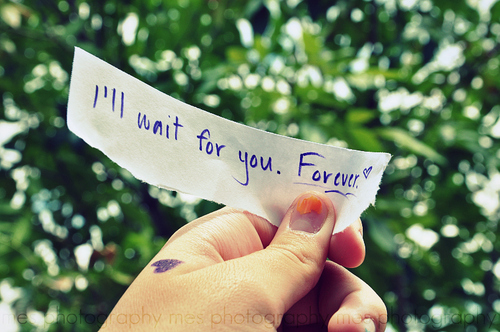 i'll will wait for you forever: June 2011