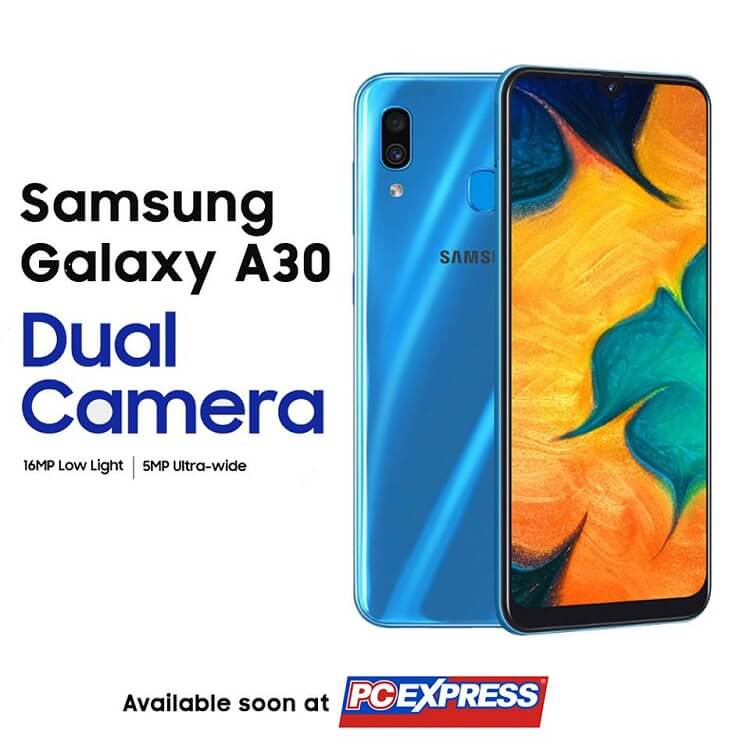 Samsung Galaxy A30 and Galaxy A50 Priced in PH
