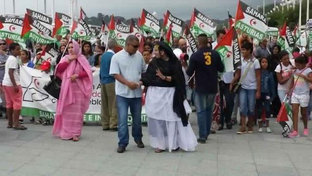'El Gobierno español debe contribuir a devolver al pueblo saharaui libertad y territorio'
