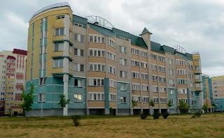 Пинск. Новые микрорайоны