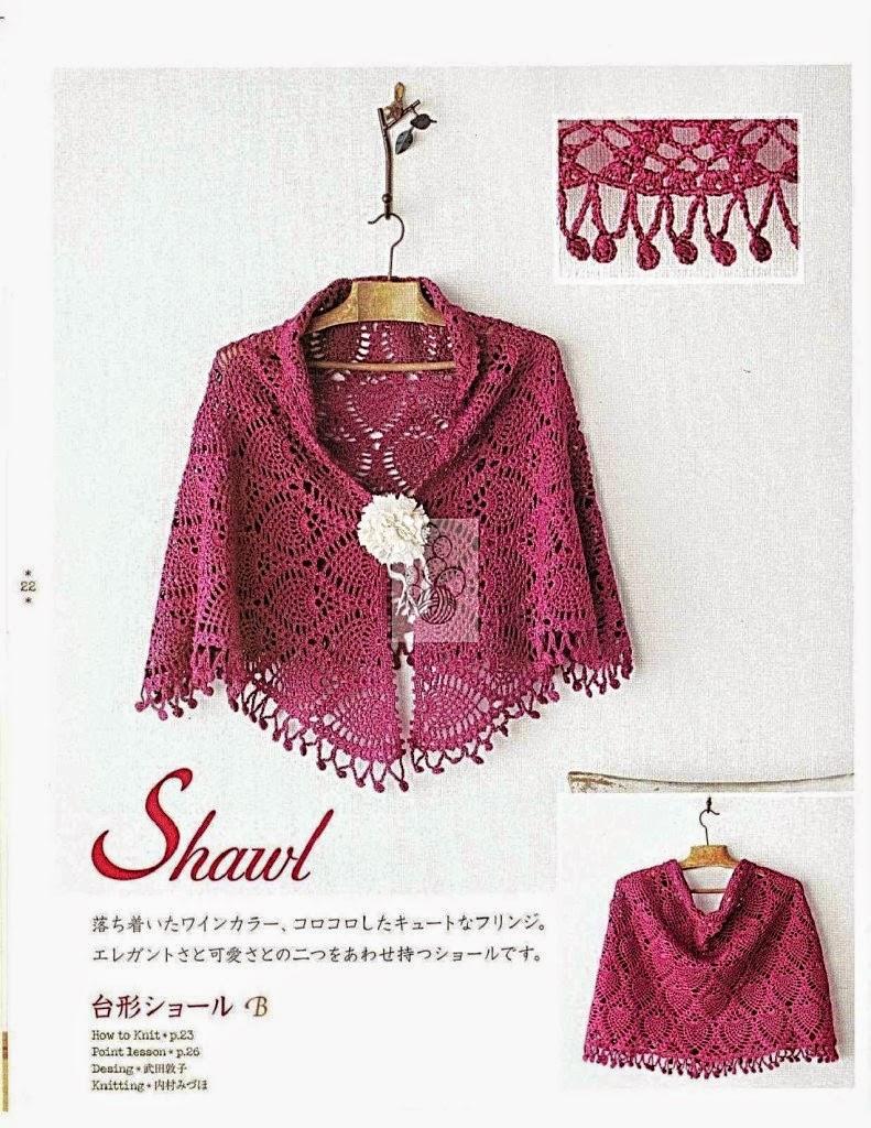 noviembre 2014 | Crochet y Dos agujas - Patrones de tejido