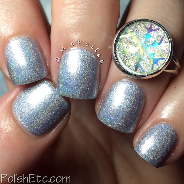 Ellagee - Winter is Coming - McPolish - The Land of Always Winter