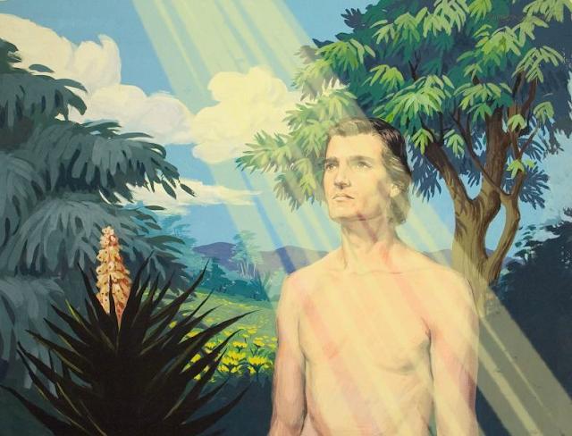 O ser humano precisava comer da árvore da vida para viver para sempre?