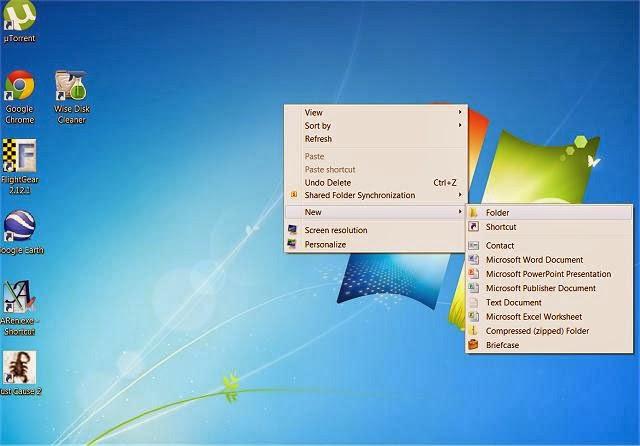 """Kích hoạt """"God Mode"""" trên Windows 7 và 8"""