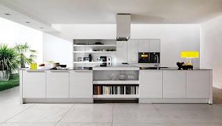 Diseño cocina blanca