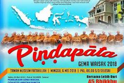 Pindapata Gema Waisak 2018