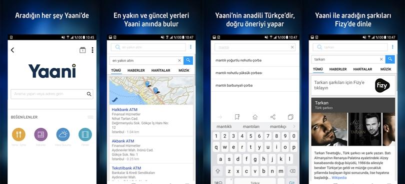 Türkiye'nin Yeni Arama Motoru 'Yaani'