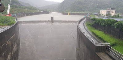 基隆河沿岸開發 已有法令明確規範(圖為基隆河流域員山子分洪道)