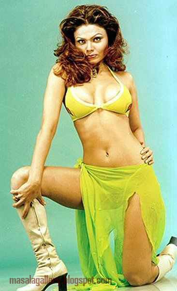 Rakhi Sawant Bikini 107