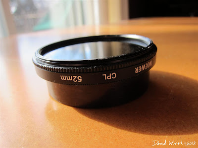 Polarized Lens DIY Make camera