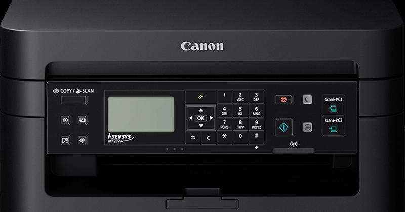 Descargar Canon MF232W Driver Impresrora Gratis - Descargar Canon Impresora Driver y Software Gratis