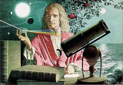 Newton y la teoria naturalista
