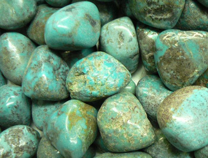 El mundo en colores el color de las gemas for Piedra preciosa turquesa