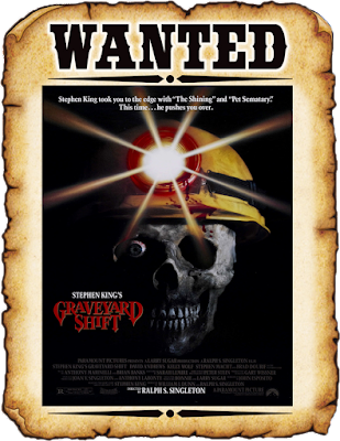 WANTED ON BLU-RAY - Stephen King's Graveyard Shift (1990)!