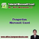 Pengertian Microsoft Excel beserta Kegunaannya