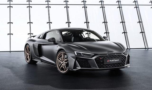 Inilah R8 Decennium Edition, Cara Audi untuk Rayakan 10 Tahun Mesin V10-nya