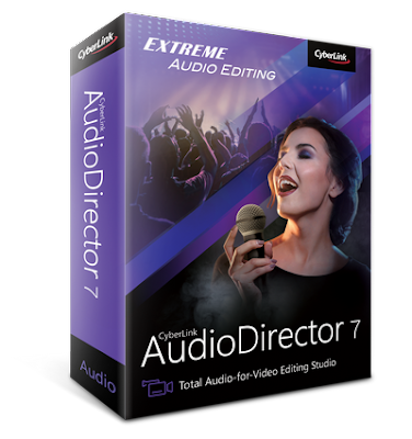 CyberLink AudioDirector 7 Full Versi - Free & Legal