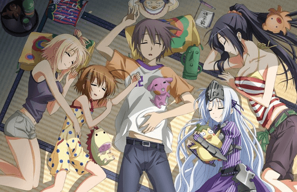 Kore Wa Zombie Desu Ka Mempunyai 2 Season Dalam Cerita Anime Nya Genre MAL Action Comedy Ecchi Harem Magic Supernatural Score 764