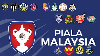 Jadual Siaran Langsung Piala Malaysia 2018 (Live Score)