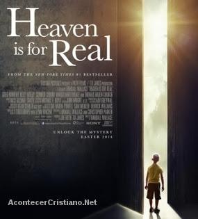 """Película está basada en el libro """"El Cielo es Real"""""""