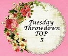 Top 5 Tuesday Throwdown challenge nº 274