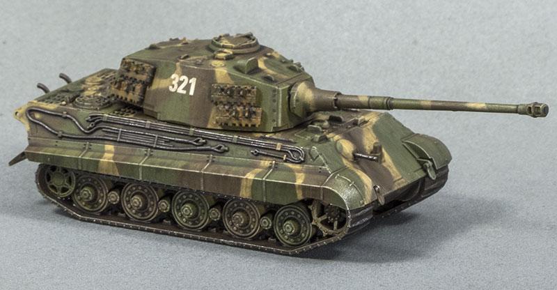 Zvezda Tiger II (15mm) 2018-06-20-ZvezdaTiger2-001