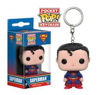 Pocket Pop! Keychain Superman