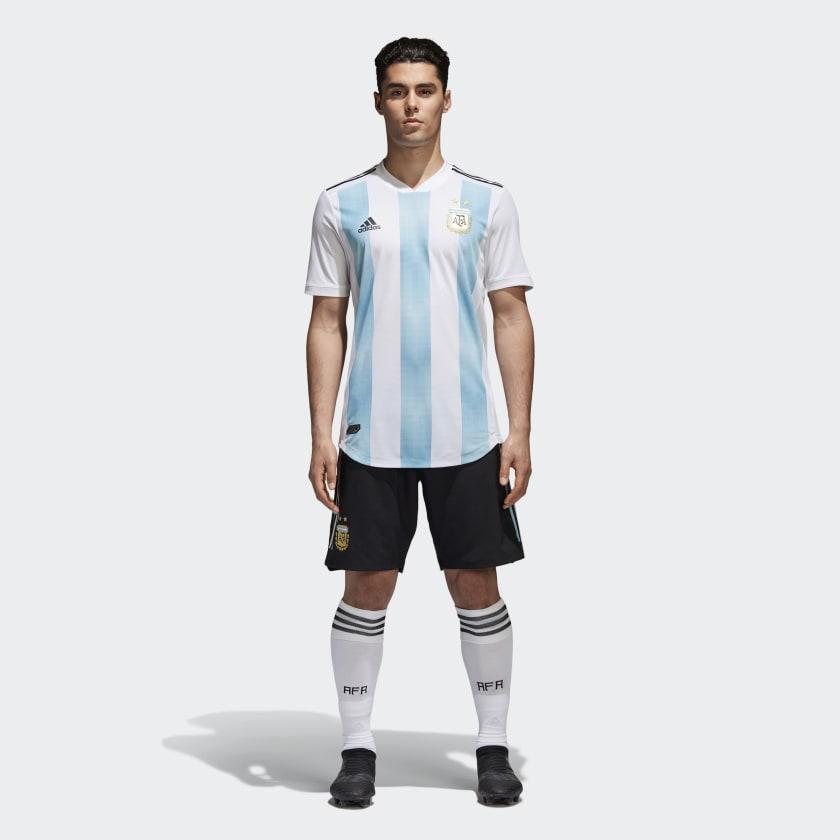 Kits Jersey Home Kandang Argentina Piala Dunia 2018