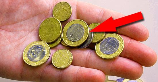 Você tem uma dessas? As 5 moedas mais raras do Real