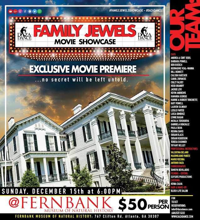 """FAMILY JEWELS"" MOVIE-SHOWCASE TICKETS"