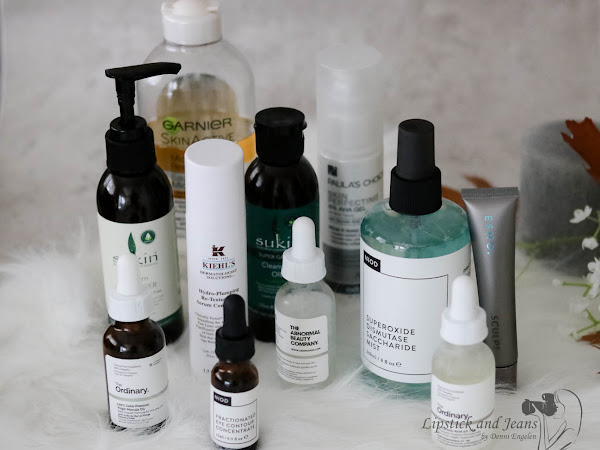 My AM Fall-Winter Skincare Routine