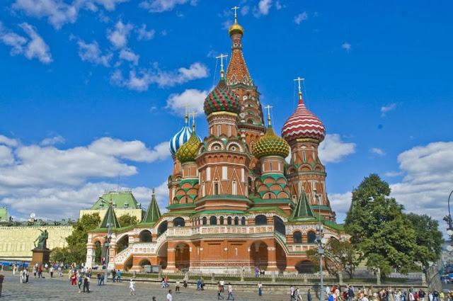 Visitare Mosca con bambini