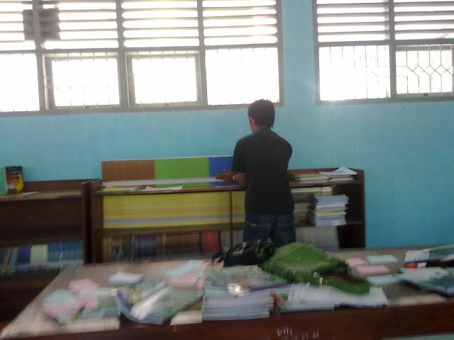 Tujuan Praktik Kerja di Perpustakaan SMP Negeri 3 Tanete Rilau