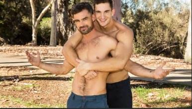 Daniel & Joey: Bareback