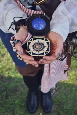 Pirate compass
