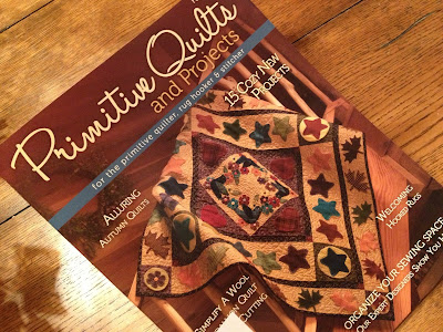 Primitive Quilts Magazine