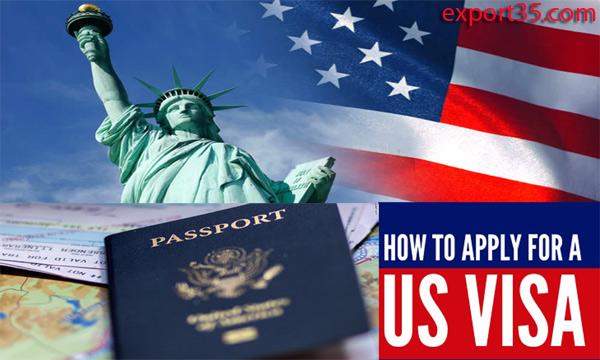 USA VISA APPLICATION | export import database