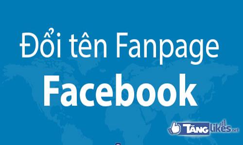Những thành công khi đổi tên fanpage facebook hiệu quả